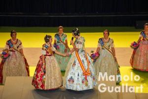 Despedida de María Donderis y Estefanía López FMVs 2015. FOTOGRAFÍA: JESÚS MONTESINOS.