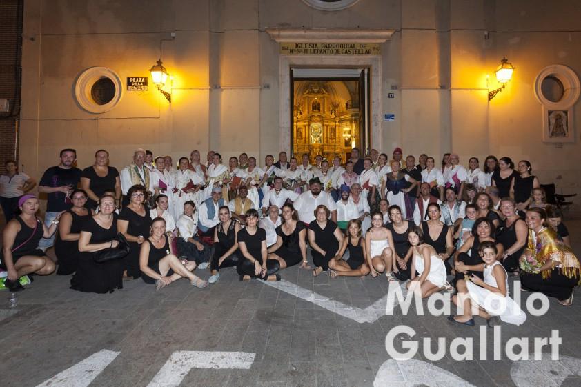Dançà de Castellar. Foto de Manolo Guallart.