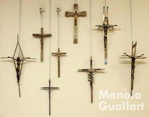 VI Salón de Cruces en Cañamelar (Valencia). Foto de Manolo Guallart.