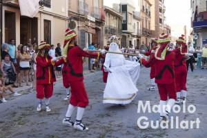 Danza de la Moma. Corpus de Almassera. Foto de Manolo Guallart.