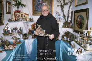 Exposición Belenes Fray Conrado