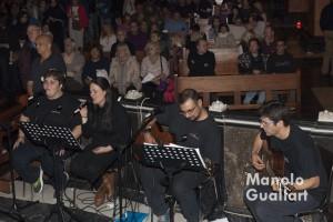 Música cristiana en la Nightfever Valencia. Foto de Manolo Guallart.