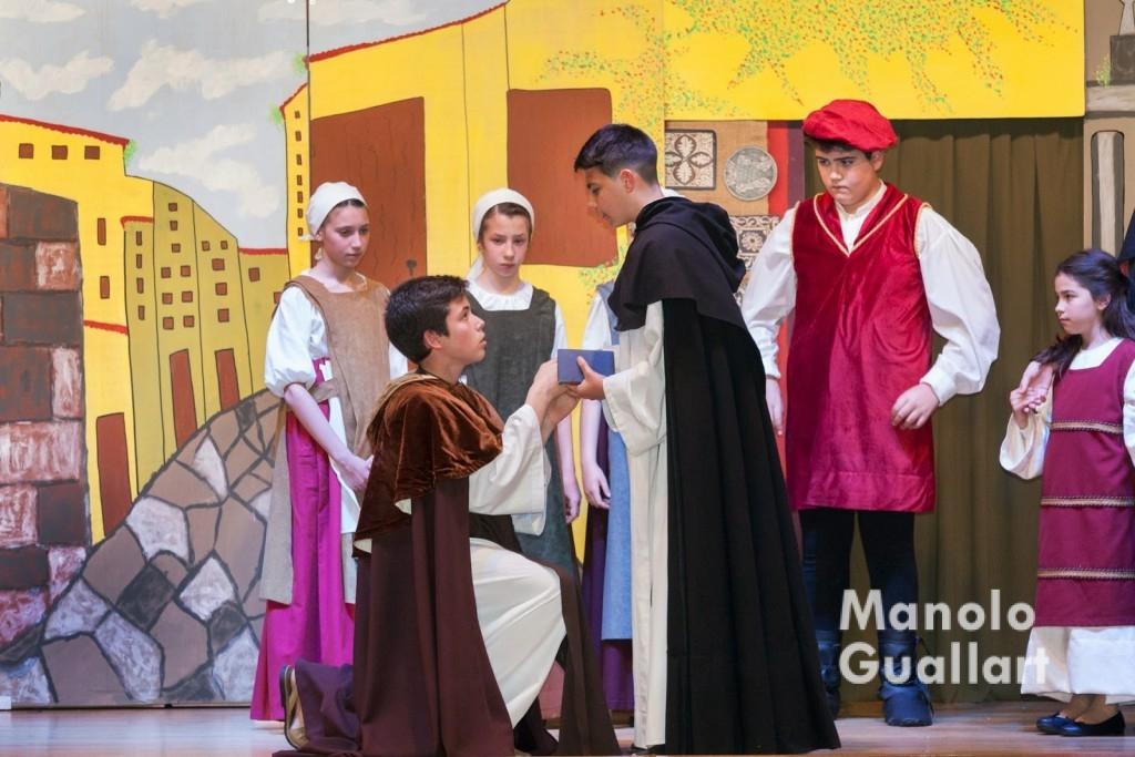 milagro del altar de Chirivella (2º premio)