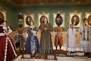 Bultos de San Vicente Ferrer (detalle). Foto de Manolo Guallart.