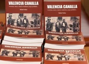 """""""Valencia Canalla"""", obra de Rafael Solaz. Foto de Manolo Guallart."""