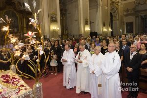 Gozos en honor a la Virgen del Carmen. Foto de Manolo Guallart.