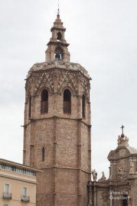 El Miguelete, torre campanario de la Catedral de Valencia. Foto de Manolo Guallart.
