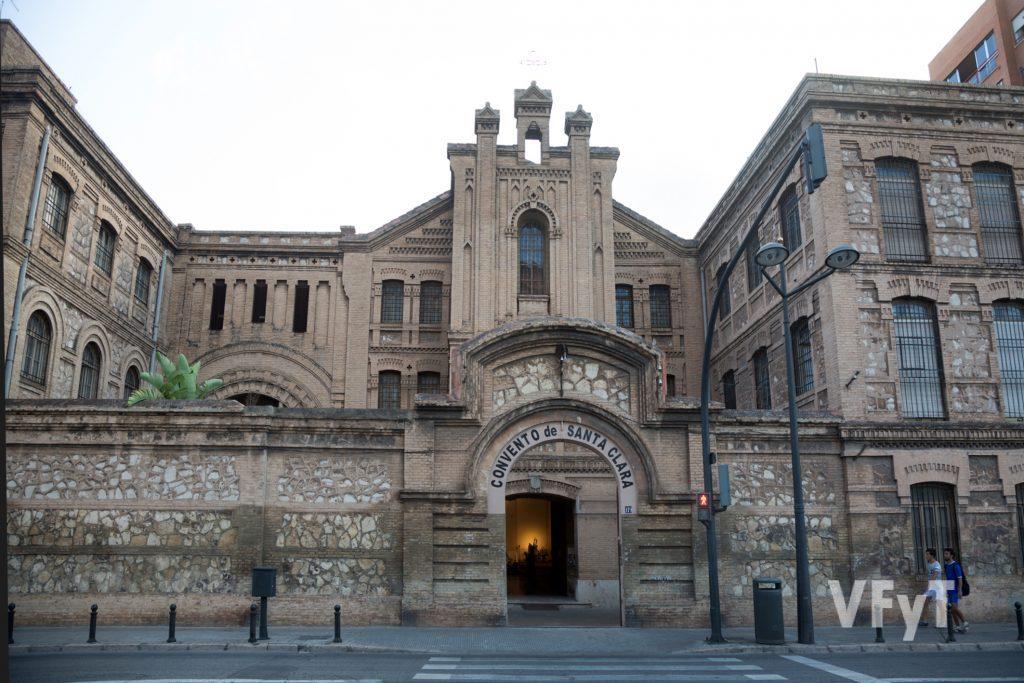 Monasterio de Santa Clara en Valencia (avda. Pérez Galdóa, 119)