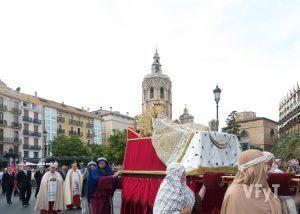 Procesión de la Asunción en Valencia. Foto de Manolo Guallart.
