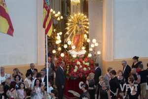 Sagrado Corazón de Jesús. Foto de Manolo Guallart.