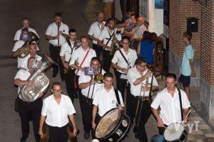Banda de Música de la Sociedad Musical Santa Cecília de Alcàsser. Foto de Manolo Guallart.