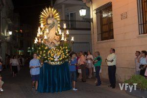 La Inmaculada Concepción. Foto de Manolo Guallart.