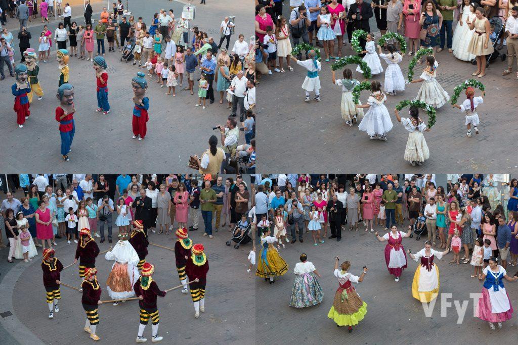 Danzas en honor al Cristo de la Fe (Alcàsser). Fotos de Manolo Guallart.