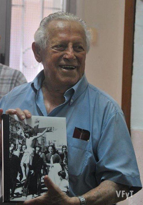 """Ricardo Ferrer Lacoma, el """"Tío Ricardo"""". Fotografía de http://cristodelsalvadorydelamparo.blogspot.com.es/"""