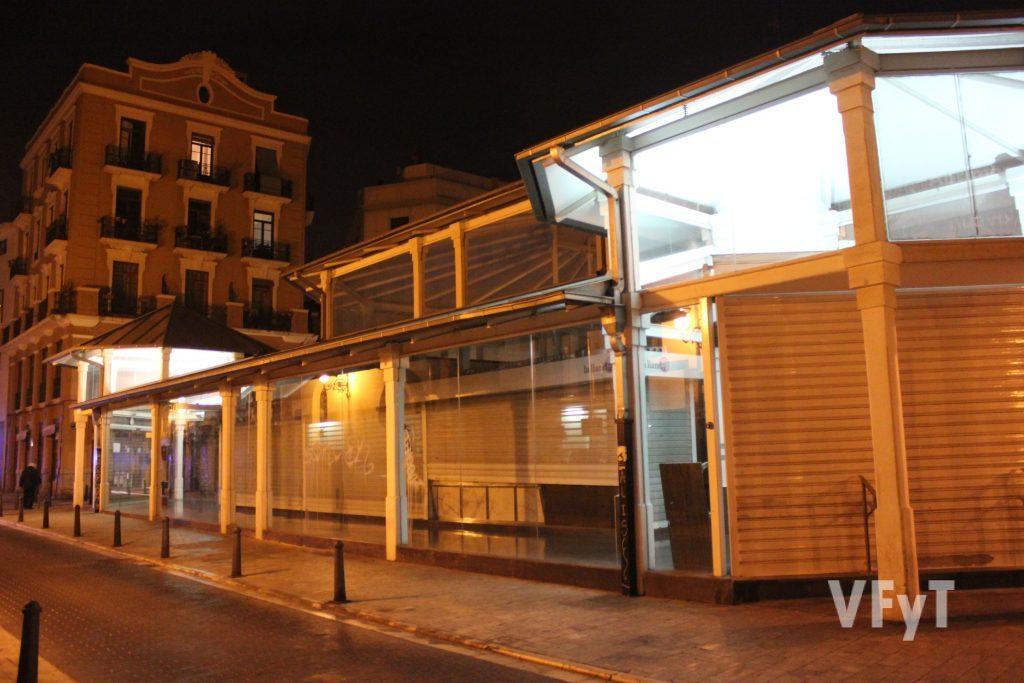 Mercado de Mosen Sorell. Foto: Javier Furió