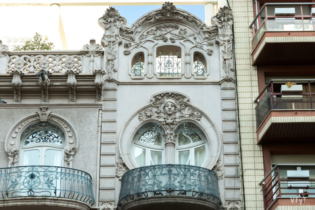 Descubriendo la valencia modernista de la mano de for Casa decoracion valencia