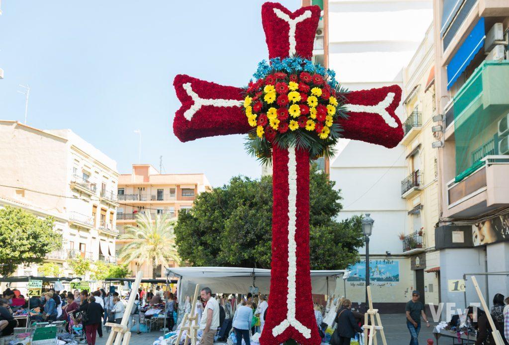 """2º premio """"A"""" Falla Plaça La Creu-Els Ángels"""