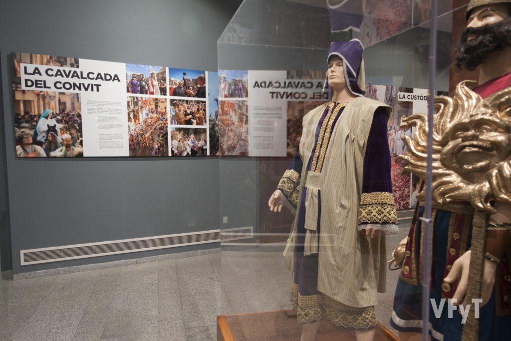 Detalle del renovado Museo del Corpus. Foto de Félix Perona.