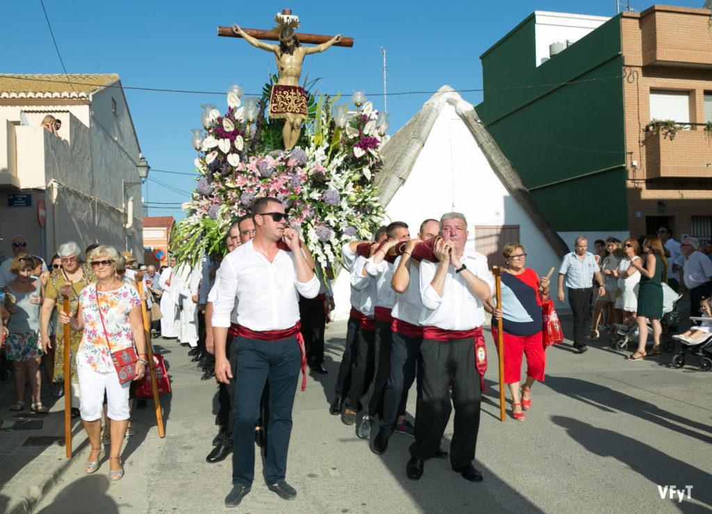 Romería del Cristo de la Salud en El Palmar