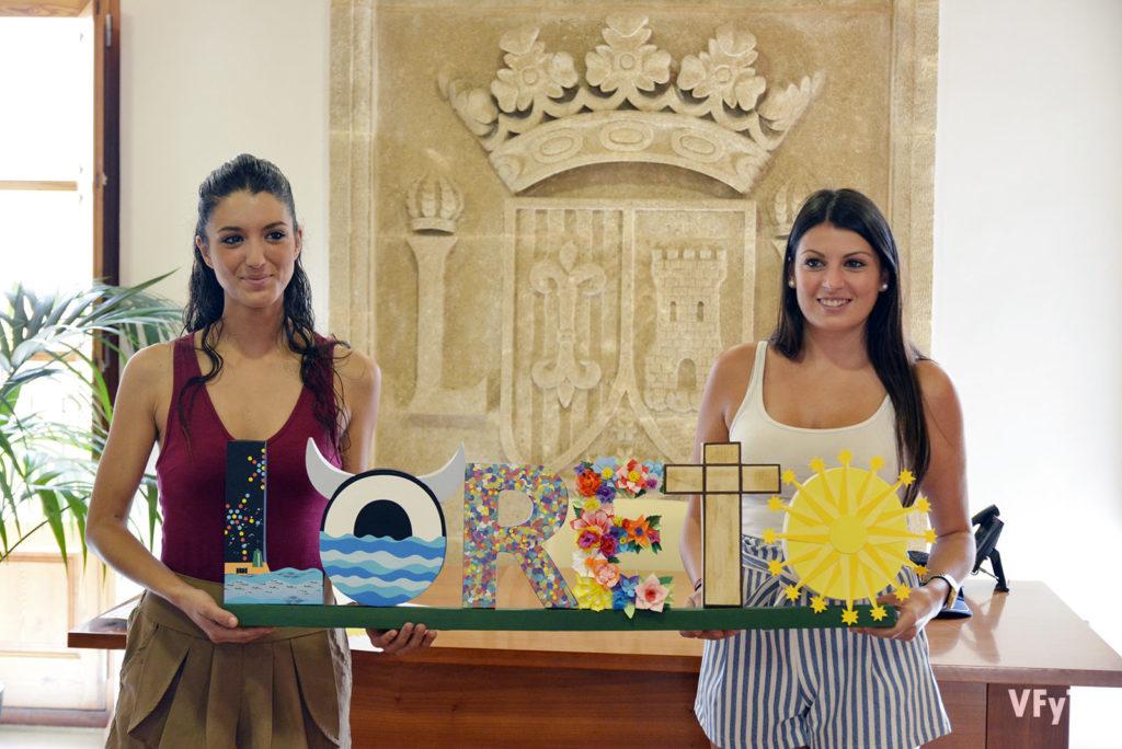 Majoraleses de las Fiestas del Loreto 2017