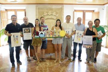 Presentación de las Fiestas del Loreto 2017