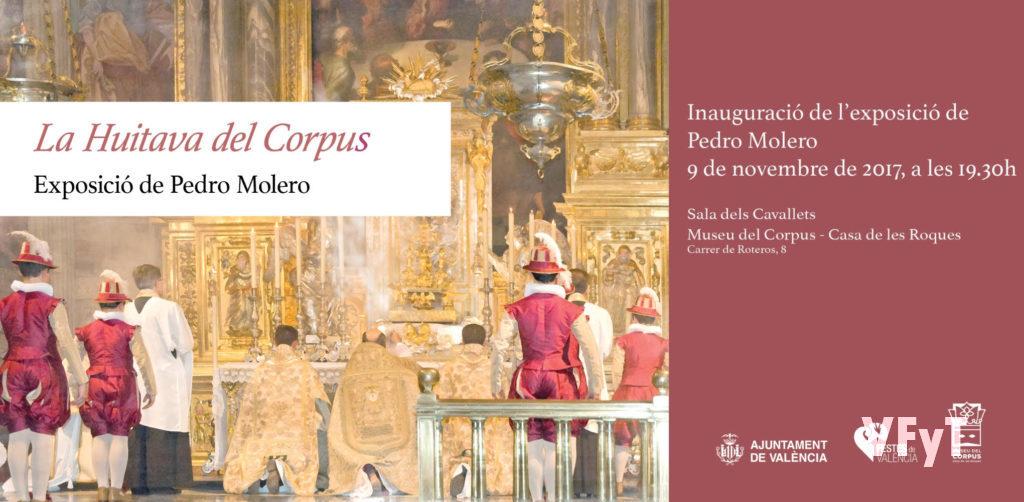 Exposición La Octava del Corpus, de Pedro Molero, en la Casa de las Rocas