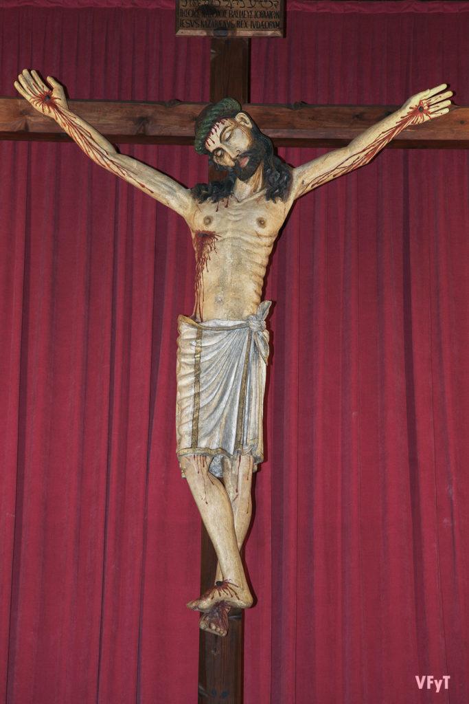 Cristo del Salvador. Foto: Manolo Guallart.