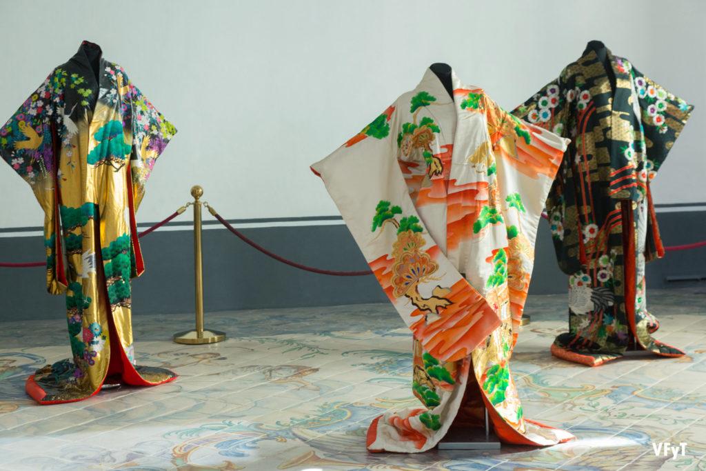 La Ruta de la Seda, vista a través de sus vestidos, con fines benéficos
