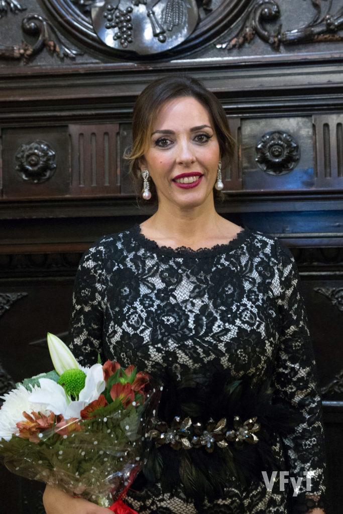 Mónica Duart García, Regina dels Jocs Florals 2018
