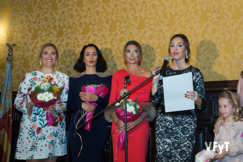 Las palabras de Mónica Duart en su nombramiento como Regina dels Jocs Florals.