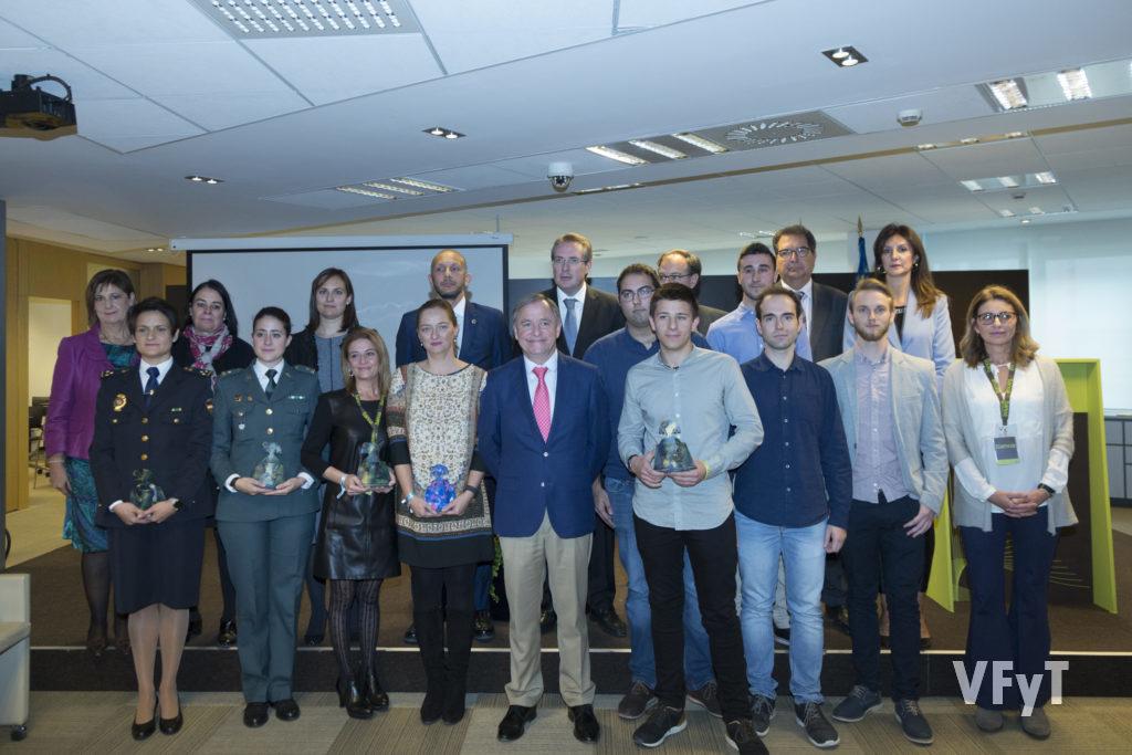 Premiados Meninas 2017 en Valencia