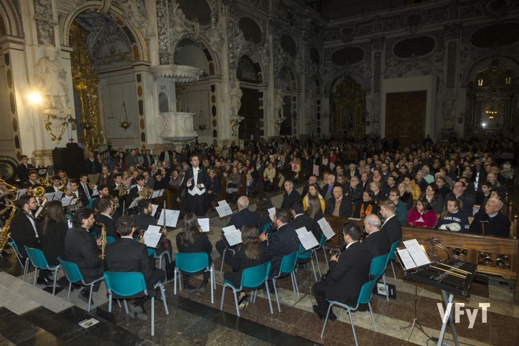Unió Musical del Centre Històric de València. Foto de Manolo Guallart.