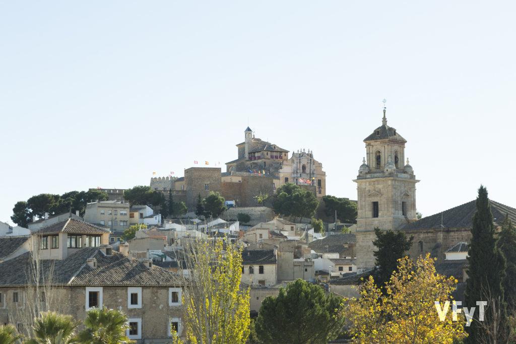 Santuario de Caravaca de la Cruz (Murcia).