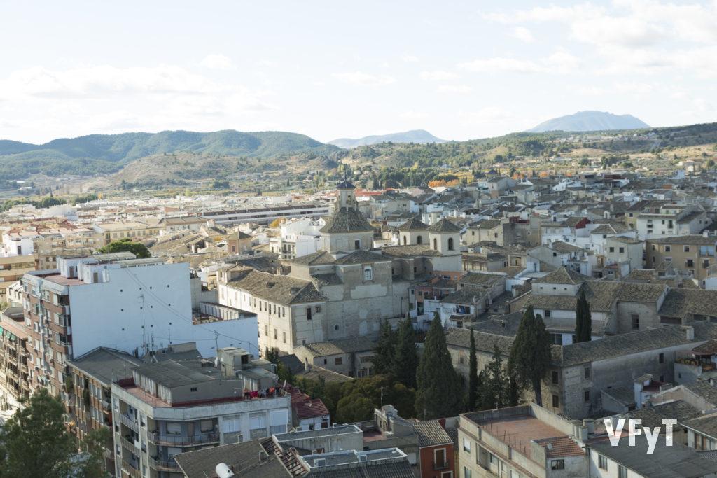 Vista general de Caravaca de la Cruz.