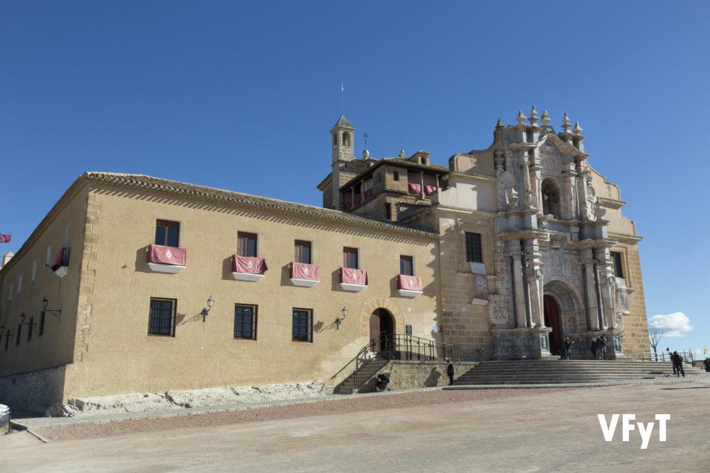 Basílica de Caravaca de la Cruz.