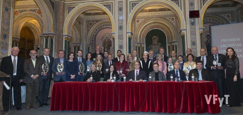 Premios ARCHIVAL 2018