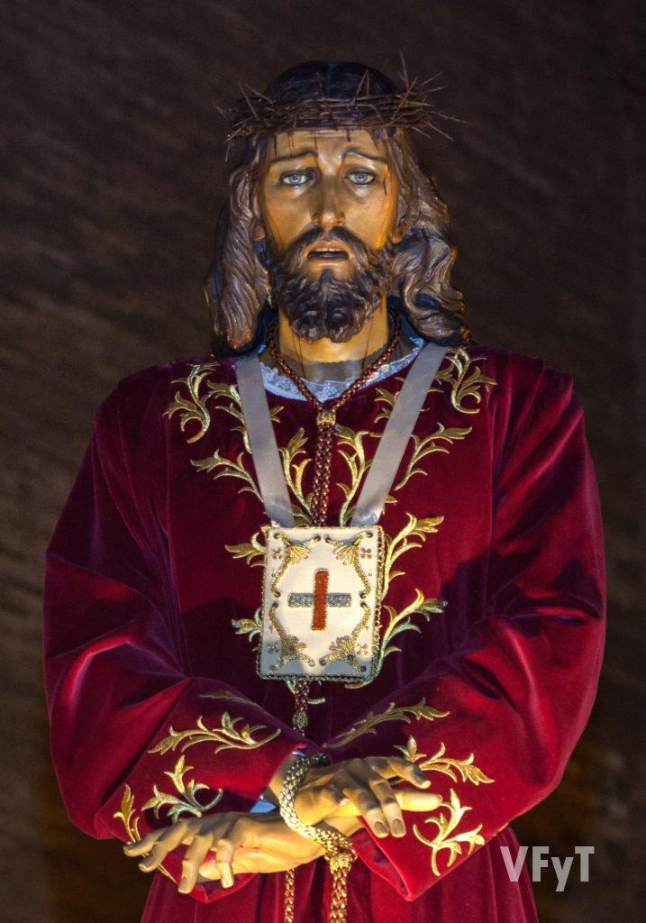 Jesús de Medinaceli del Grao. Foto de Manolo Guallart.