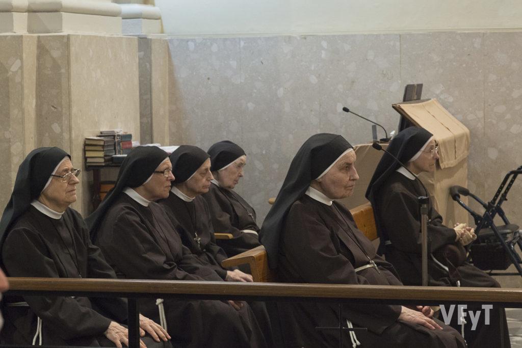 Hermanas Clarisas Capuchinas del monasterio de Valencia (Avda. Pérez Galdóa, 119)