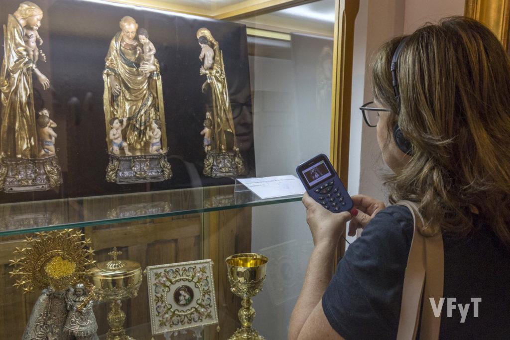 MUMA, Museo Mariano de la Virgen de los Desamparados en Valencia. Foto de Manolo Guallart.