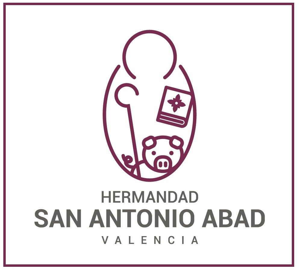 Nuevo logo de la Hermandad de San Antonio Abad