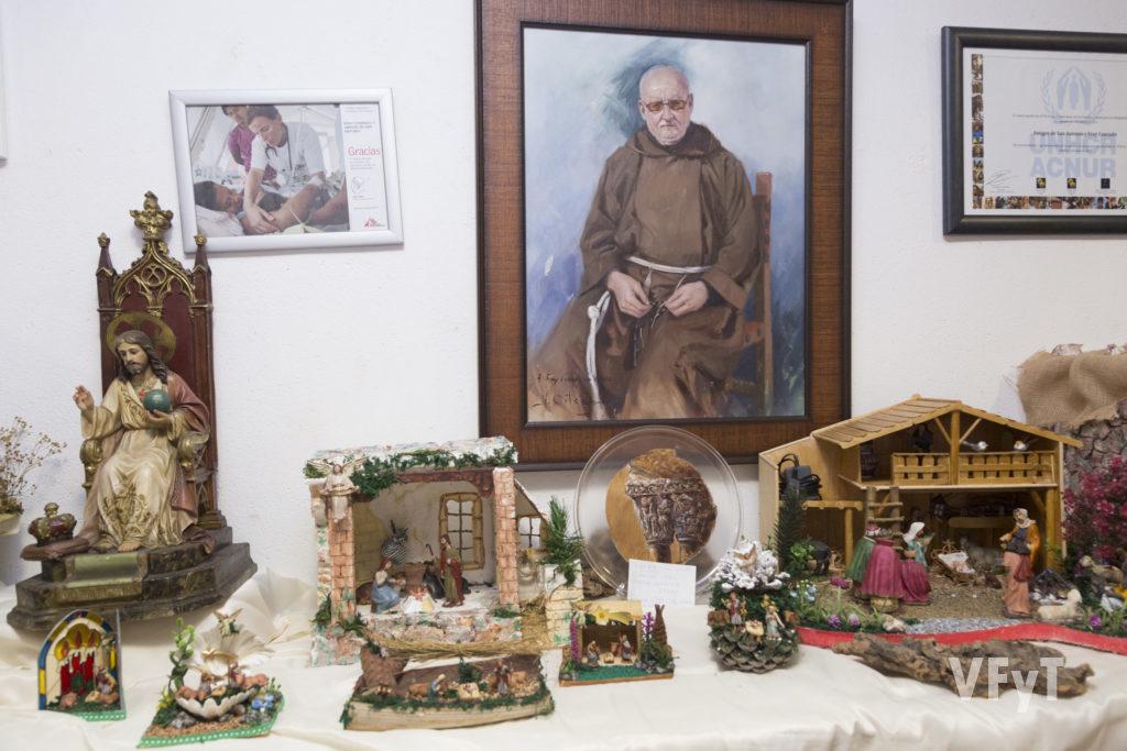 Exposición de belenes de la Asociación Fray Conrado - Amigos de San Antonio. Foto de Manolo Guallart.