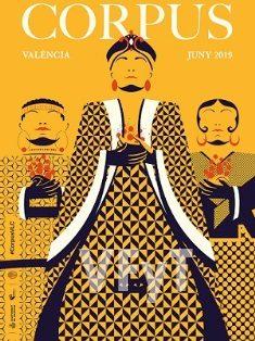 Cartel del corpus Christi 2019, obra de Virgina Llorente