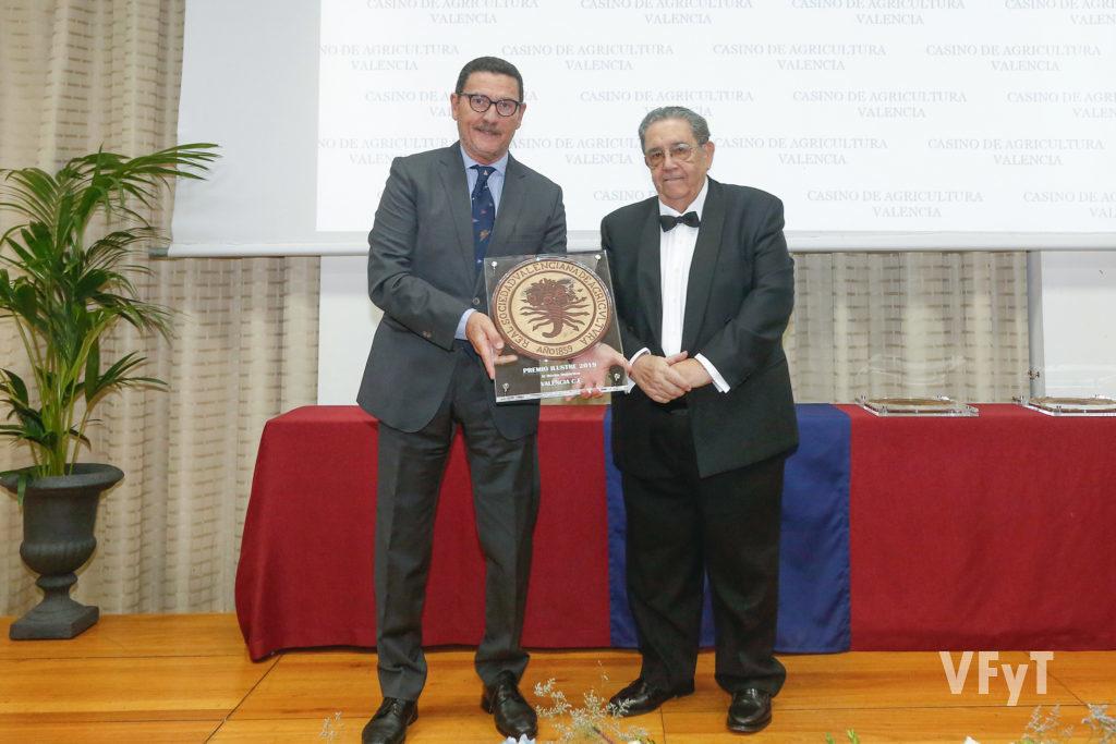 Premio Ilustres 2019. Valencia C.F.
