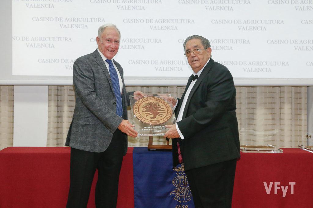 Premio Ilustres 2019. Fundación Enrique Montoliu.