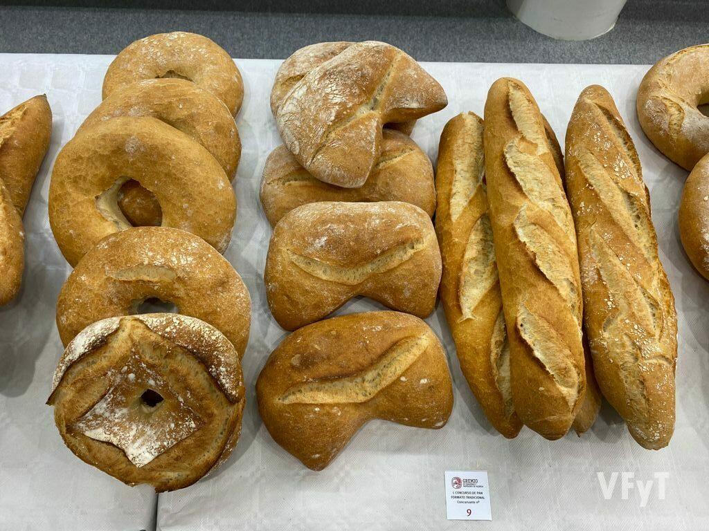 Primer Premio pan formato tradicional