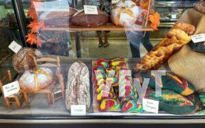 Tercer premio escaparates de pan
