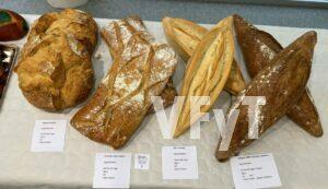 Tercer premio panes especiales